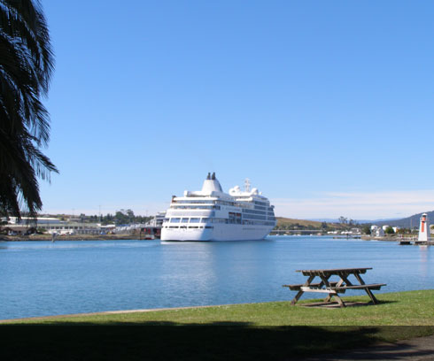 Devonport Tasmania - a beautiful harbour