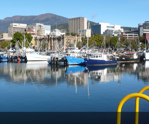 Hobart Tasmania is one compact, diverse, and entertaining city destination