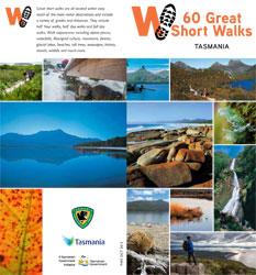 60 Great Short Walks Tasmania Brochure