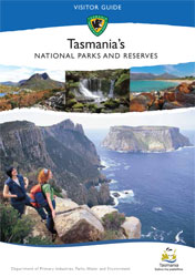 Tasmania Visitors Guide to National Parks and Reserves