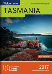 Welcome to Tasmania Travel Guide Brochure