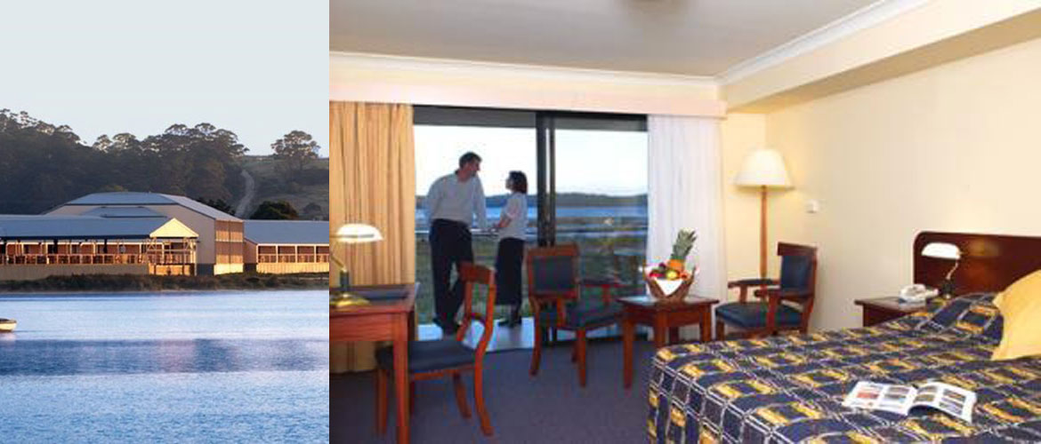 St Helens - Tidal Waters - Water View Room